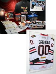 Christmas Vacation Chevy Chase Signed Jersey Psa, Dvd +13 Autographs, Mug, More