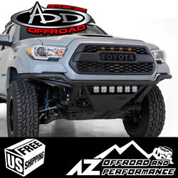 Add Pro Bolt-on Front Bumper For 2016-2021 Toyota Tacoma