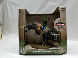 Big Country Toys Pbr Bushwacker 2011 Bull Of The Year 408 Rodeo Animal Figurine