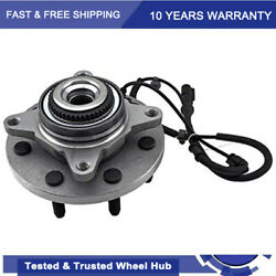 Front Wheel Bearing Hub Assembly W/ Abs For 2009 2010 2011 Ford F-150 4wd 515118