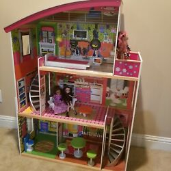 Kidkraft Dollhouse Used In Good Condition