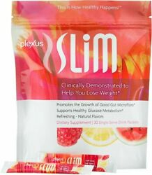 Plexus Slim 30 Packets Microbiome Activating Formula New Sealed Exp 06/2023