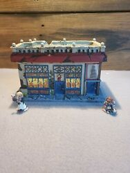 Hawthorne Village Bride Of Chucky Toy Store With Figurines Chucky And