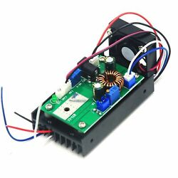 12v Laser Driver High Power For Ir 808nm 980nm 500mw-5w Diode Module Fan Cooling