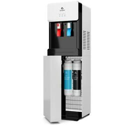 Avalon Water Cooler Dispenser Hot Cold Self Cleaning Touchless Bottle Less White
