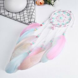 Feathers Home Decor Wall Hanging Decorations Wind Chimes Dream Catcher