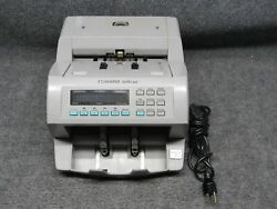 Cummins Allison Corp Jetscan Currency Counter Model 4065 Tested And Working