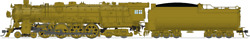 Steam Locomotive Northern Pacific- Sound Dc Dcc Smoke Ho - Broadway Limited 4924
