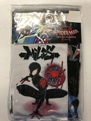 Marvel Spiderman Boys 5pack Boxer Briefs Size 4 NWT