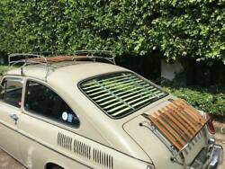 Volkswagen Vw Classic Fast Back Back Decklid Luggage 1961 - 1974 Small