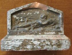 Rare Speese Co. Gettysburg Relic Monument 149th Reg't Pa. Vol's July 1st 1863