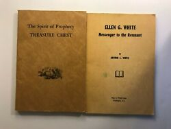 Ellen White Messenger to the Remnant The Spirit of Prophecy Treasure Chest $23.99