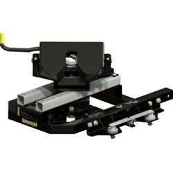 Pullrite 2714 Puck Series 16k Superglide Auto Sliding Fifth Wheel Hitch New