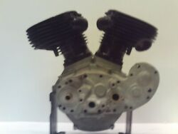 Harley-davidson O.e.m. 1931 Vl 74 Cases Cylinders Case Bolts And Gear Cover