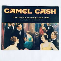 1998 Camel Cash Timeless 32 Page Booklet Tobacciana Collectibles Catalog Vintage