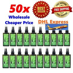 50x Green Wealth Neo Hair Lotion Growth Root Nutrients Hair Loss Treatments