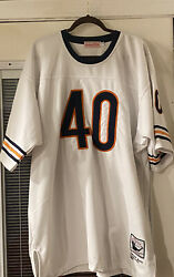 Mitchell And Ness Throwback Jerseygale Sayers1969 Chicago Bearssz56