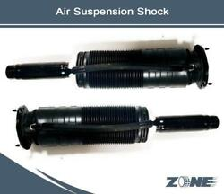 2 Pc Hydraulic Suspension Shock For Mercedes S And Cl Class 2000-2006 Front L And R