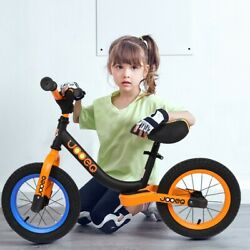 Childrenand039s Light And Pedalless Training Bike Balance Bike Kids Riding Toy Gifts