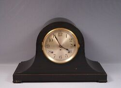 Seth Thomas Westminster Chime No. 59 Tambour Mantle Clock Works