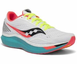 Saucony ENDORPHIN SPEED White Mutant Men#x27;s Size 8.5 11 Running Shoes NEW Box $169.99