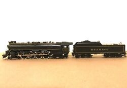 Overland Ho Scale Omi-1474 Brass Reading 't-1' 4-8-4 Steam Locomotive And Tender
