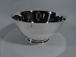 Bowl - 22967 - Large Modern Revere Trophy American Sterling Silver