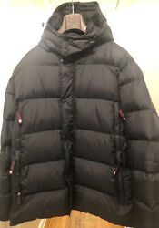 Canada Weather Gear Bomber Down Mens Hoody Jacket Size 5xl