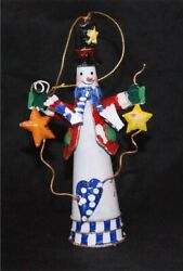 Snowman Country Christmas Ornaments Holiday Decorations