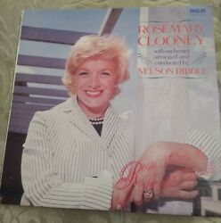 Rosemary Clooney With Orchestra Nelson Riddle Rca Ints5057 Lps Vinyl Ex/ex S6