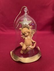 Fontanini Collection Angel Cherub Ornament Exclusively By Roman Inc.
