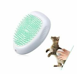 Cat Brush and Dog BrushPet Brush with Cleaning Button for Shedding Massage