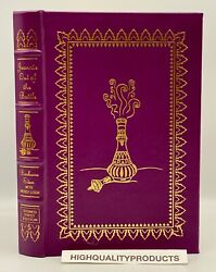 Signed 1st First Easton Press I Dream Of Jeannie Out Of The Bottle Barbara Eden