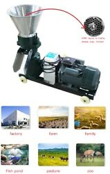 Newest High Quality Chicken Feed Pellet Mill Machine 6mm For Chicken Industry