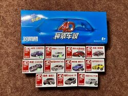 Ho Scale Lot Of 11 Variety Cars 4d Plastic Model Kit 1/87 New Open Boxes