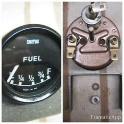 Smiths Fuel Bf2200 Gauge Ex E-type Jaguar, Working, For Many Classic Brit Cars.