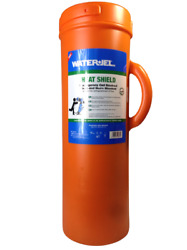 Water-jel Fire Blanket In Canister - 6and039 X 8and039