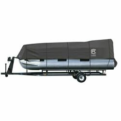 Classic Rv Covers And Accessories 20-028-090801-00 Pontoon Boat Cover New