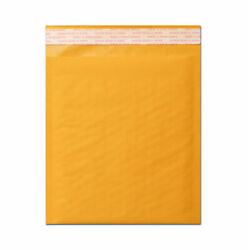 7.25 X 9.75 Kraft Bubble Mailers Dvd Shipping Mailing Bags 4000 Pieces