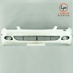 +br293 W219 Mercedes 06-08 Cls Class Front Bumper Cover W/ Sensors Some Damage