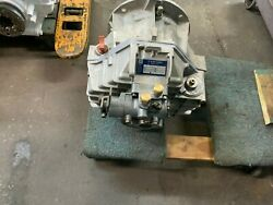 Re-man Zf 63 1.51 Marine Boat Transmission Gearbox Hurth Sn 3312002011