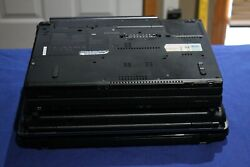 [sold As Is] Lot Of Four Toshiba Satellite And Lenovo Thinkpad Laptops