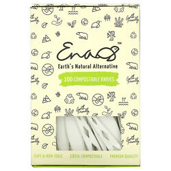 Compostable Knives 100 Pack