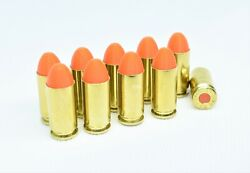 .40 Sandw Brass Snap Caps Dummy Rounds Safety Firearms Training Smith And Wesson