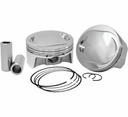 Cp-carrillo Bhm117ft Pistons For V-twin