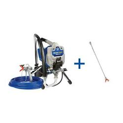 Graco Prox21 Stand Airless Paint Sprayer Painting Spray W 20 Inch Tip Extension