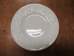 Wedgwood England Patrician Dinner Plate 10 5/8 Cream  13 Available