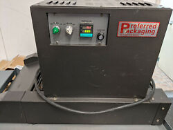 Preferred Packaging Pp160620 Cellophane Shrink Wrap Heat Tunnel Machine