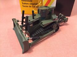 Nzg Cat D9n Track-type Tractor Military Green - Limited Edition