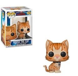 Goose the Cat from Captain Marvel #426 Funko Pop Figure NEW IN BOX